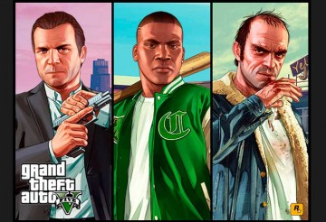 Galeria – Concept Art de Grand Theft Auto V