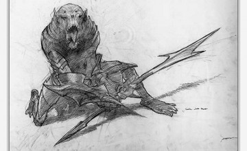 Custom Art John Howe (2)