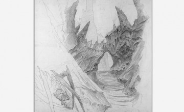 Custom Art John Howe (4)