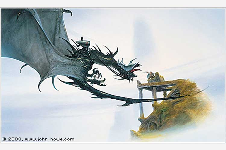 Custom Art John Howe (6)