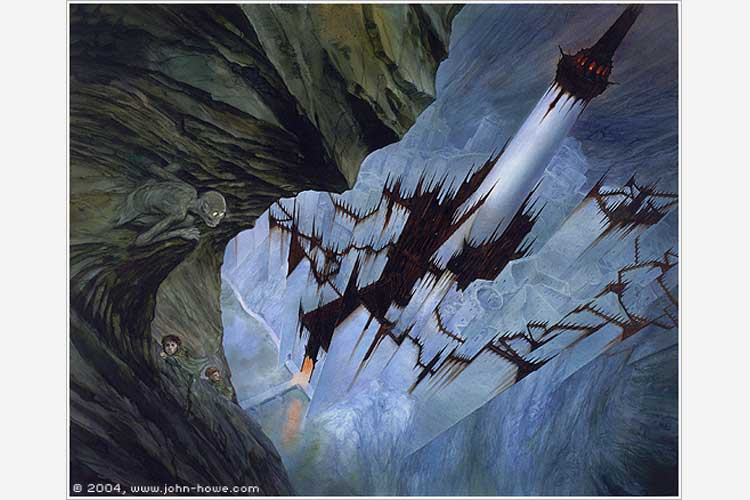 Custom Art John Howe (8)