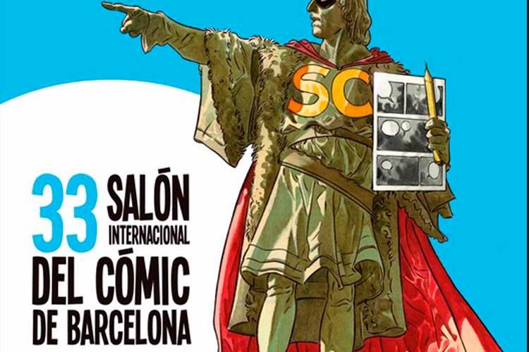 Salón del cómic de Barcelona – Autores