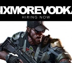 Sixmorevodka busca concept artists
