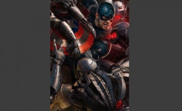 los vengadores la era de ultron custom art (6)