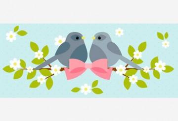Tutorial de Illustrator – Banner de Primavera