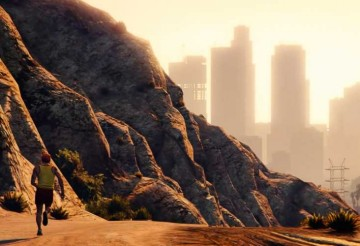 Editor de Video Integrado de GTA V: ´Running, Man'