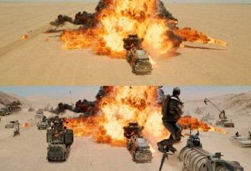 Los VFX de Mad Max: Fury Road