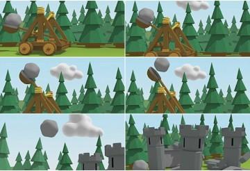 Tutorial de Animación con Cinema 4D