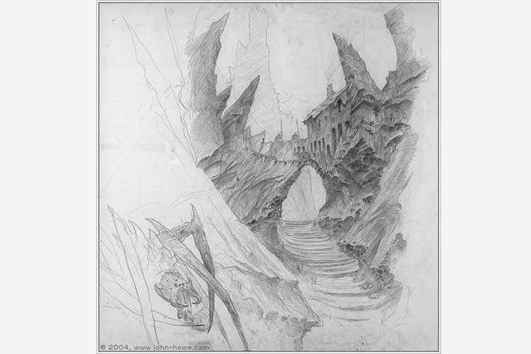 Custom Art John Howe (4)