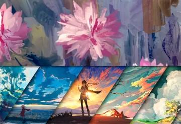 Paintstorm Studio – Nuevo Software de Pintura Digital