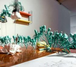 La Animación Impresa en 3D: FREEZE! Escultura