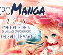 ExpoManga 2015 Madrid
