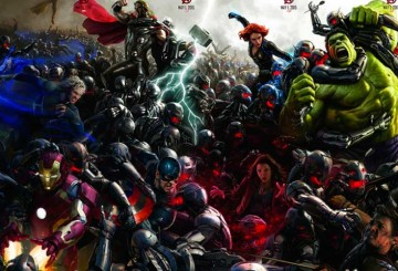Galería – Los Vengadores: La era de Ultron