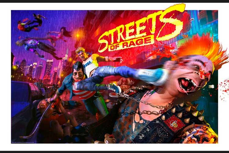 Arte Inspirada por Juegos Clasicos de Sega (1)