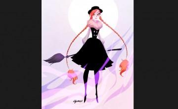 Dana Guerrieri Custom Art Magazine (10)