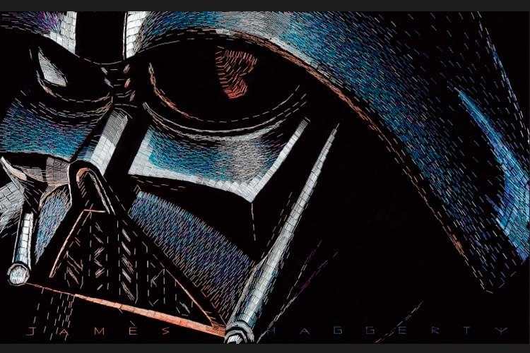 retratos de star wars custom art magazine (4)