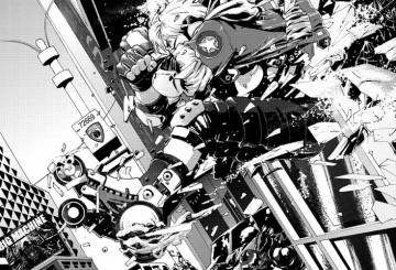 Tutorial de Manga Studio: Cómic en Blanco y Negro