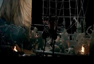 Making Of de Assassin's Creed Black Flag Trailer