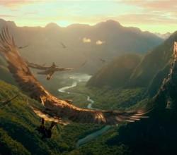 VFX de El Hobbit: Desglose
